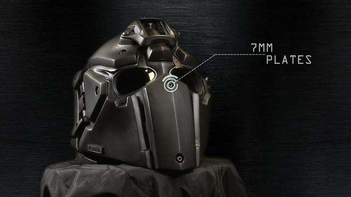 Тактический шлем -Devtac Ronin Kevlar-