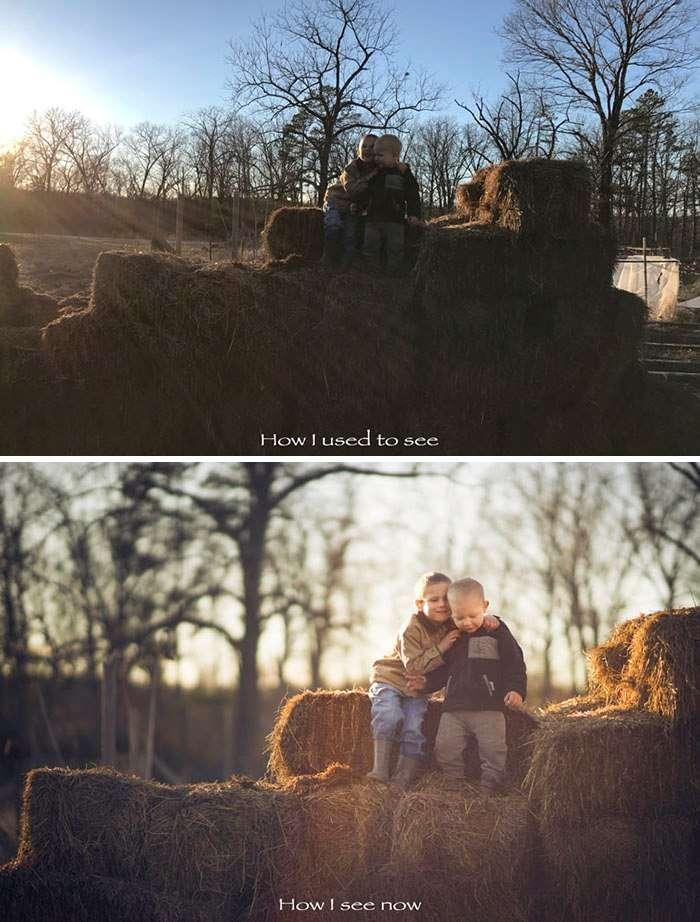 Одно и то же место для обычного человека и профессионального фотографа.