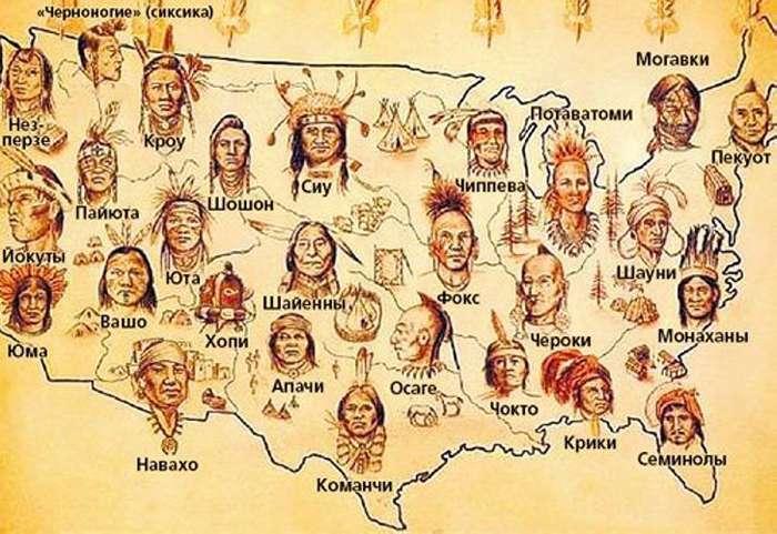 Как уничтожали индейцев на их родном континенте. Даже Гитлер был не так жесток