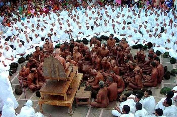 Спорные религиозные практики в различных частях земного шара