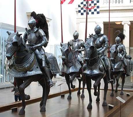 Средневековая броня: распространённые заблуждения и часто задаваемые вопросы