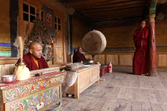 Монастыри Занскара