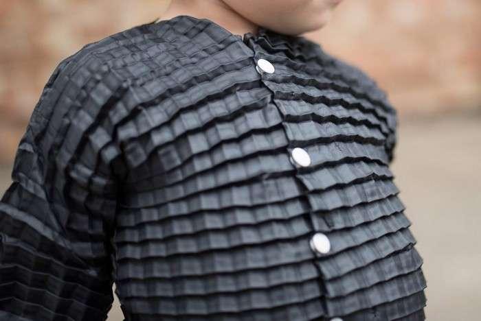 Изобретена детская одежда, которая растёт вместе со своим маленьким владельцем