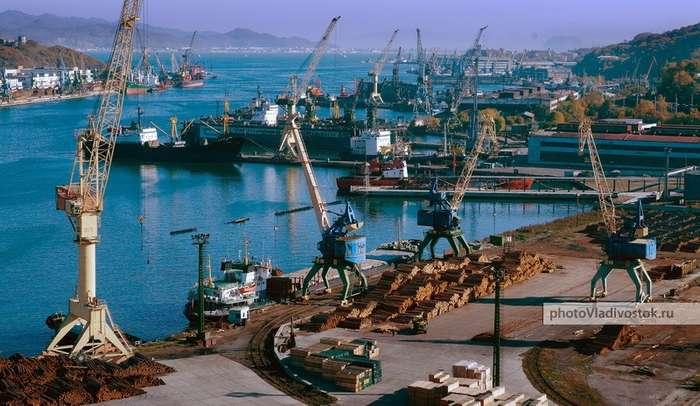 Бандитские войны за порт Находки: чеченцы против -славян-