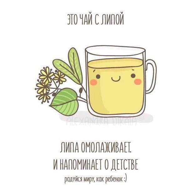 Всё, что тебе нужно — это чашка горячего чая
