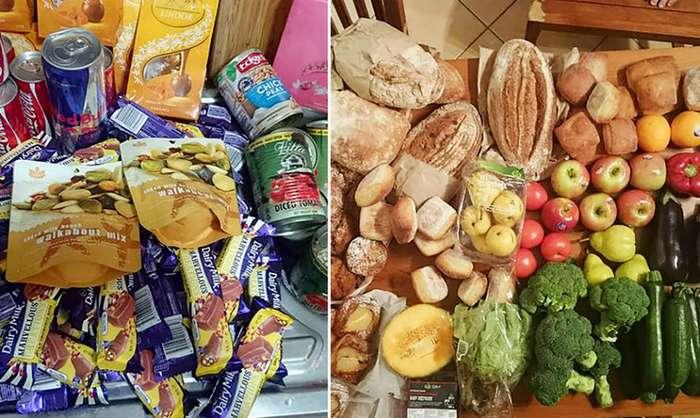 Австралийка питалась выброшенной едой и купила себе квартиру
