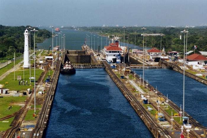 Панамский канал: с чего начались грандиозные попилы и окаты