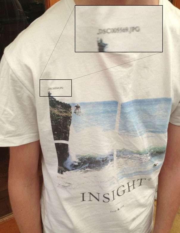Курьезные промахи дизайнеров одежды