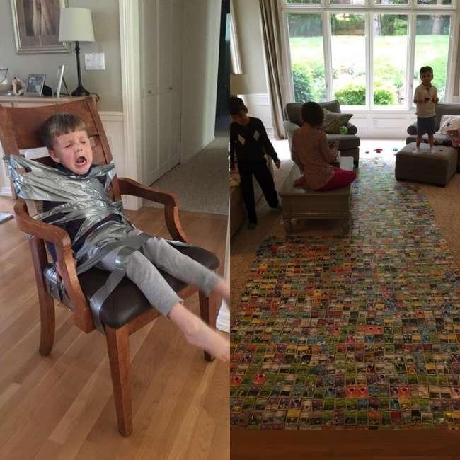 19 картинок, которые поймут те, кто не очень ладит с детьми