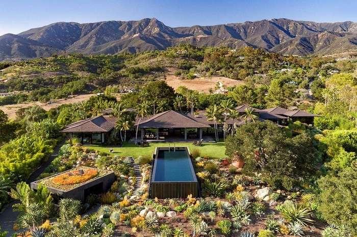 Поместье в Калифорнии за $40 000 000
