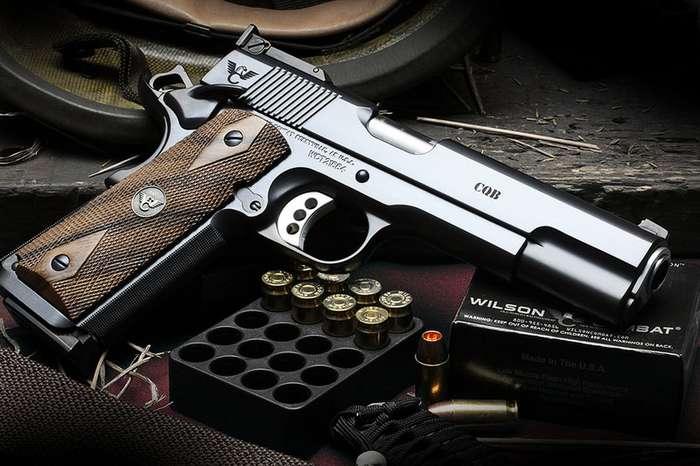 Wilson Combat: самые красивые кастомные -пушки-