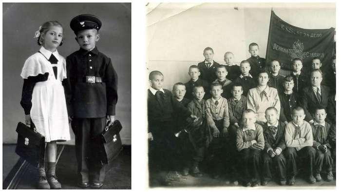 Как менялась школьная форма в России на протяжении 2-х веков