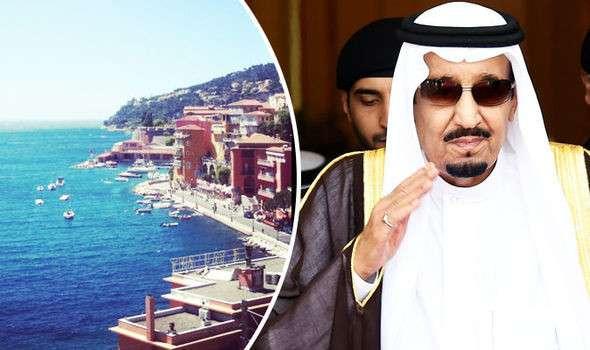 Король Саудовской Аравии потратил на отпуск больше $100 миллионов