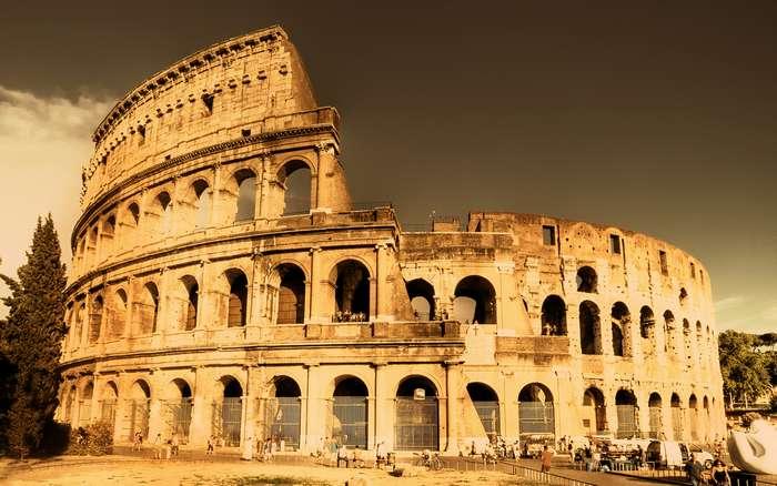 А сегодня у нас 10 интересных фактов о Древнем Риме.