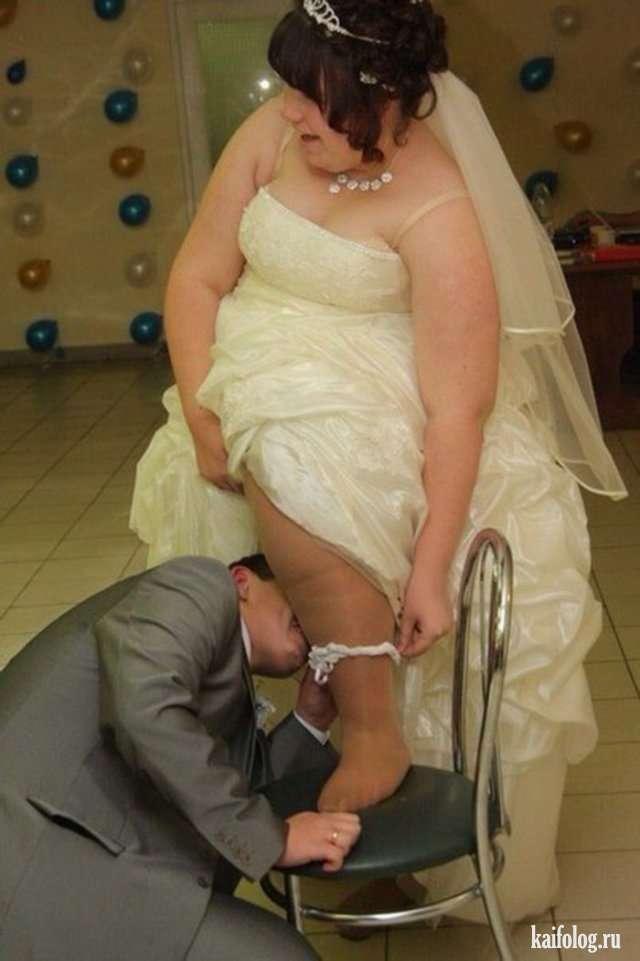 Жуткие свадьбы из социальных сетей