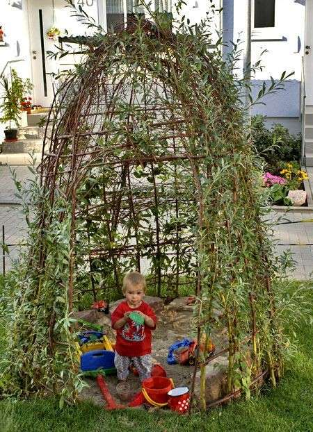 Заплетенные плетенки для очень терпеливых садоводов