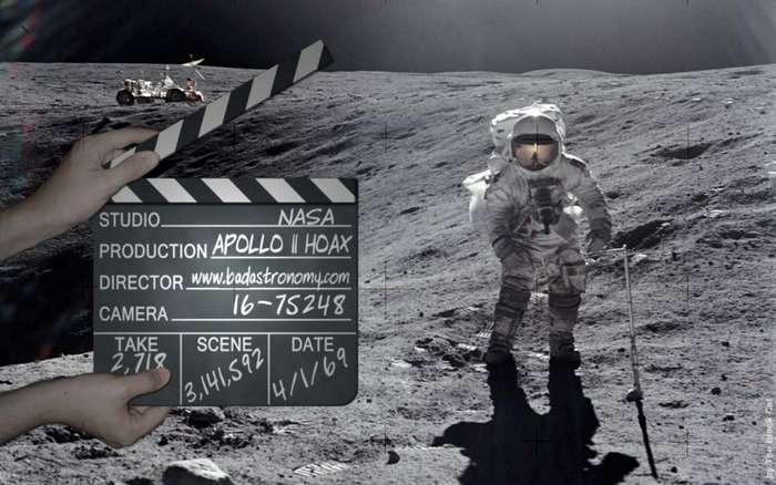 "Скептики настаивают: Блеф ""Аполлона"""