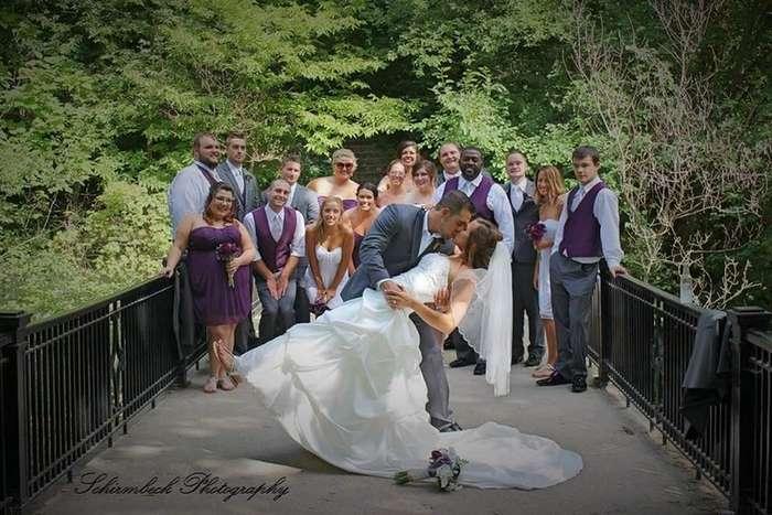 Свадебное платье за год осчастливило 12 невест