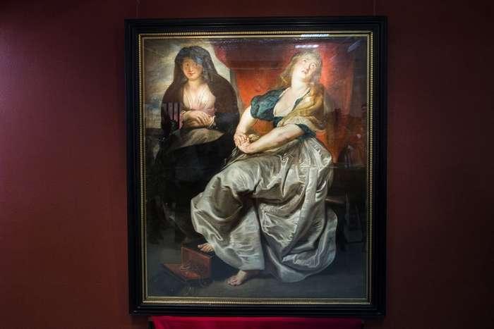 Украденный пенис и другие таинственные истории в искусстве