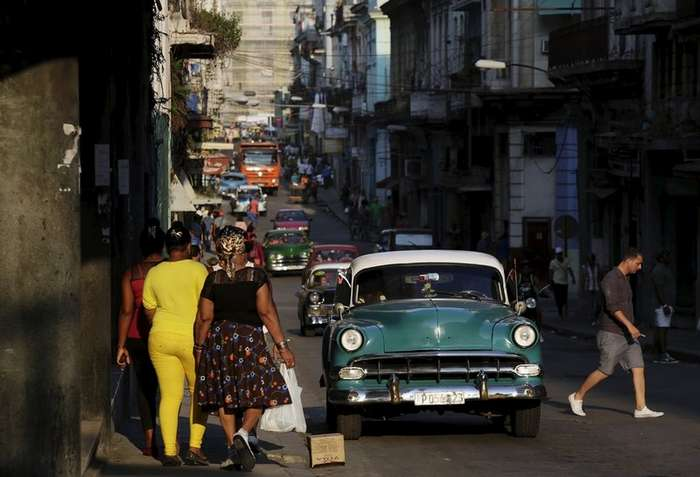 Как живут на Кубе