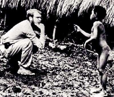 Кто съел сына Рокфеллера?