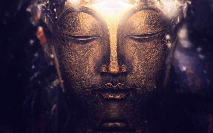 Отпечаток ноги Будды
