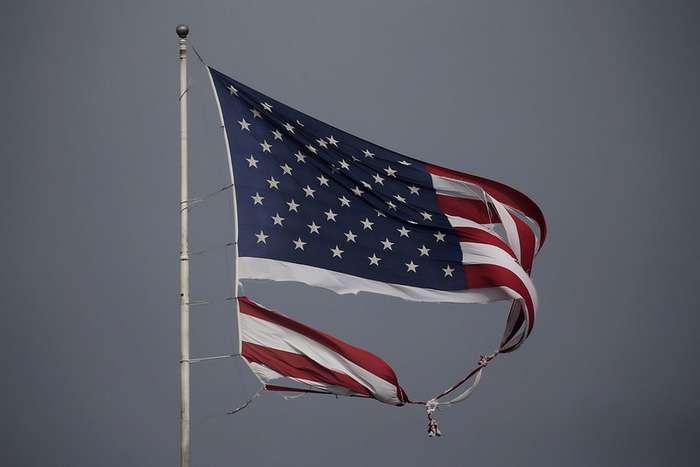 Увлекательные кадры из США