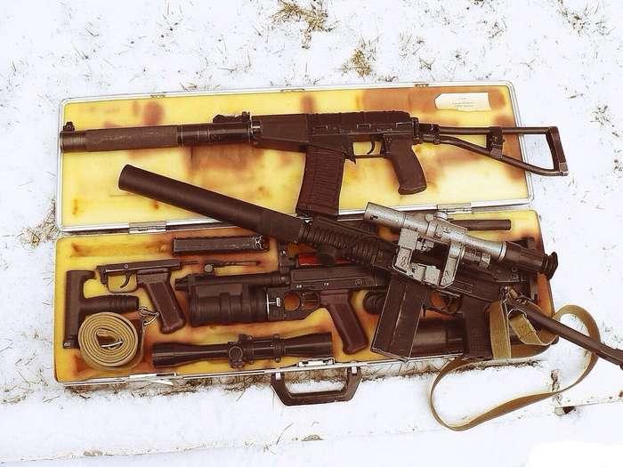 Брутальное оружие для настоящих мужчин
