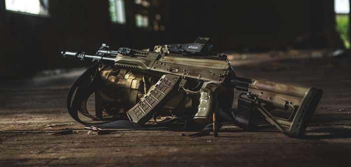 Оружие спецназа России