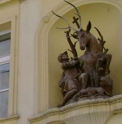 Знак Императорского Общества Правильной Охоты