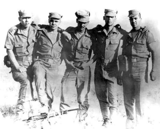 -Исламский спецназ- в советской армии: для чего его создавали