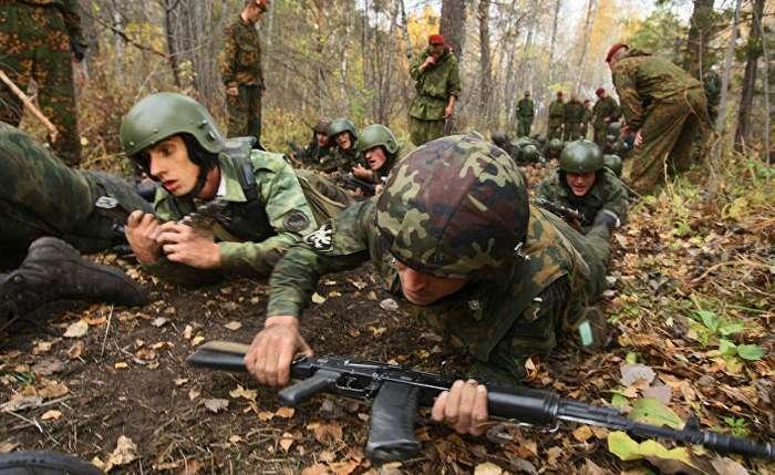 Загадочный -спецназ-: откуда взялись стальные солдаты Путина, не уступающие -Морским котикам-