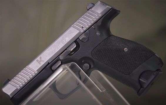 -Калашников- показал новый пистолет для замены Макарова