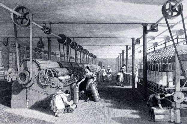 Почему появление электричества не сразу изменило промышленность ?