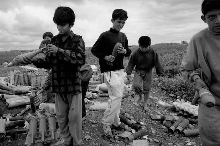 Поля смерти в Ираке