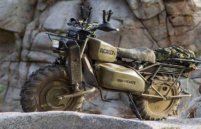 Внедорожный байк Rokon Trail-Breaker Dirt Bike