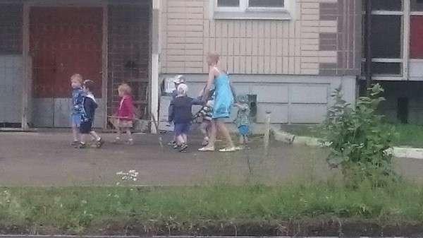 Отдал ребенка в садик и тут понеслось