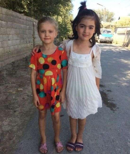 Девятилетняя девочка из Дагестана вошла в горящий дом и вывела оттуда двоих детей