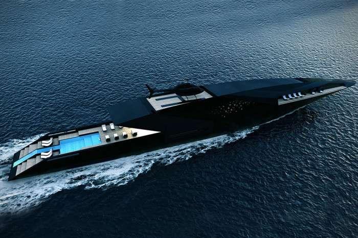 Самая элегантная яхта в мире