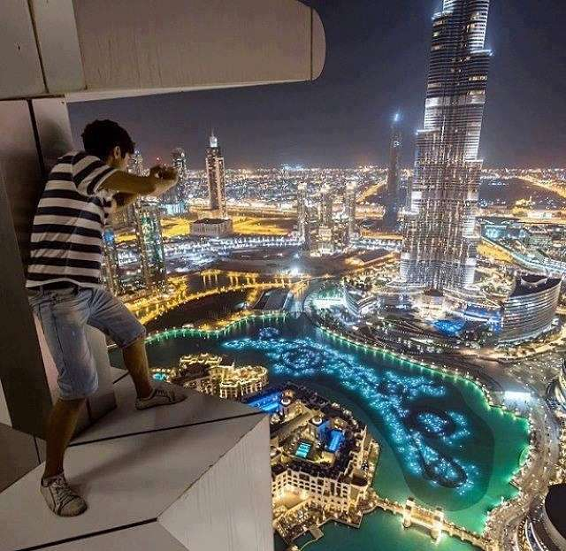 Как развлекаются детки миллиардеров Дубая. 20 до неприличия роскошных фото.