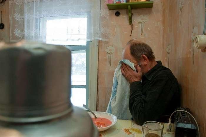 Маститый фотограф-эмигрант показал, как на самом деле выглядит российская деревня.
