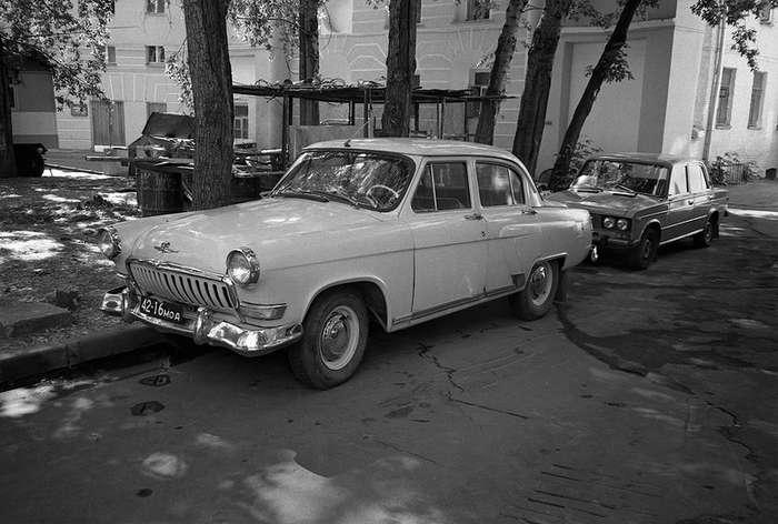 Последние дни советской Москвы (1986 - 87)
