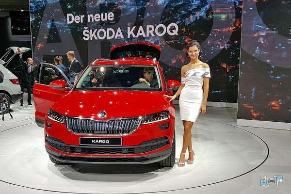 Автосалон во Франкфурте: Как новинки мирового автопрома затмили девушек моделей