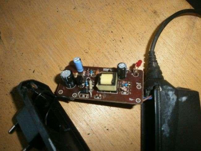 Вскрытие ультразвуковой стиральной машинки