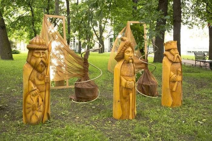 Легенда о Чехе, Лехе и Русе, основателях славянских народов