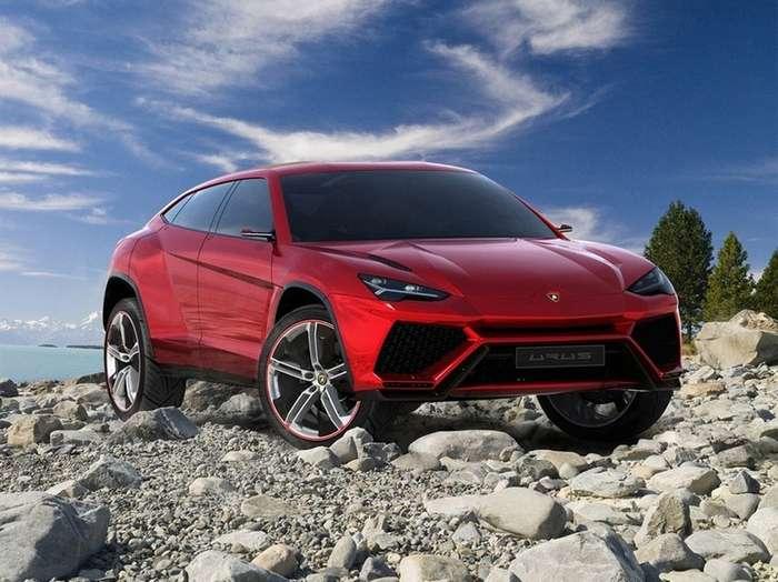 Lamborghini Urus может стать самым быстрым кроссовером Нюрбургринга