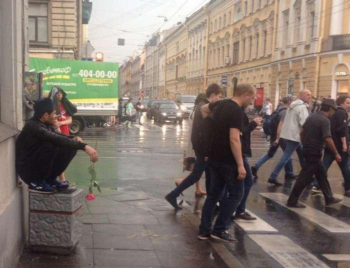 Фотографии которые можно сделать только в России.