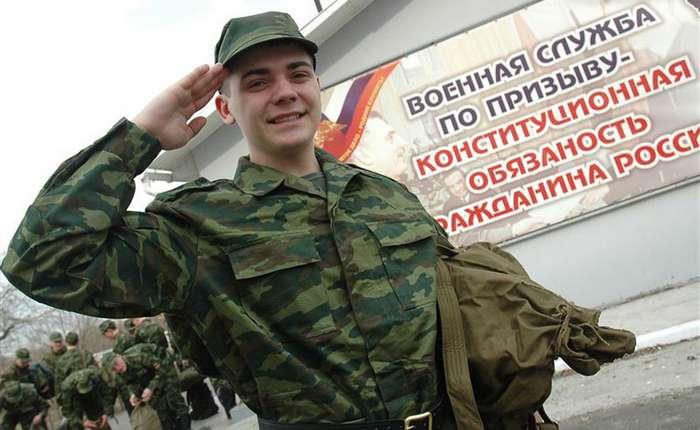 Крымчане служат в армии, а Украина против