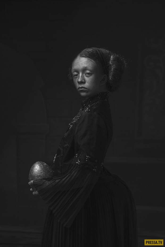 Лучшие работы конкурса черно-белой фотографии MonoVisions 2017