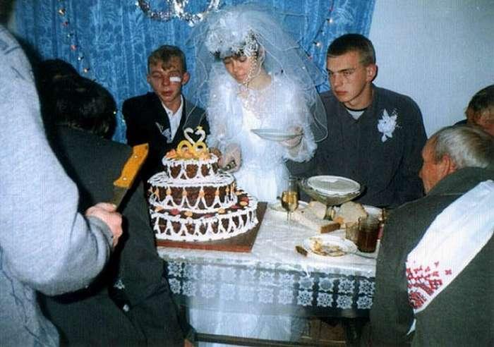 Бессмысленней и беспощадней русской свадьбе нет в мире ничего